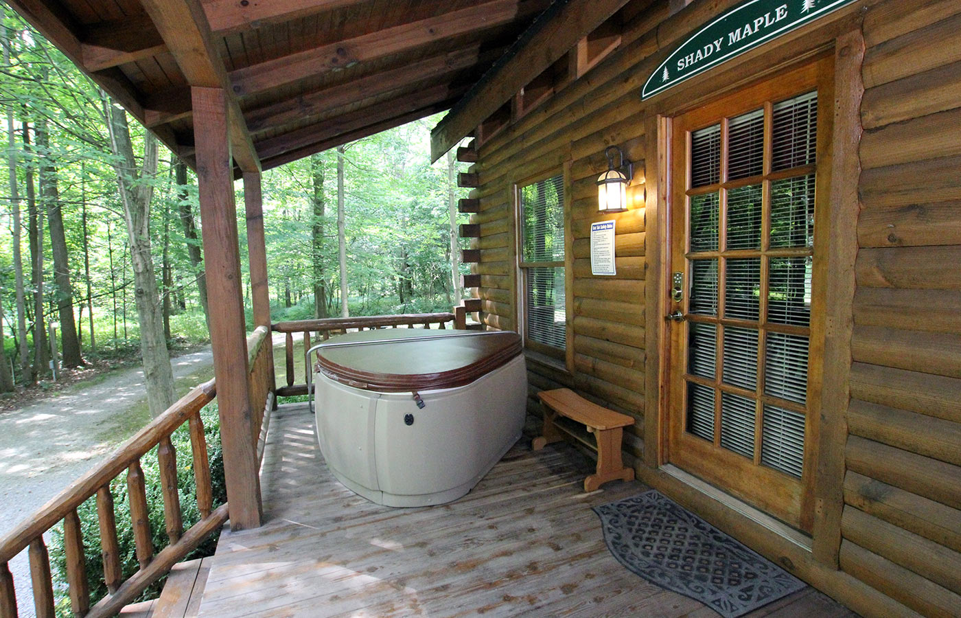 Awe Inspiring Tranquil Acres Cabins Amish Country Ohio Interior Design Ideas Skatsoteloinfo